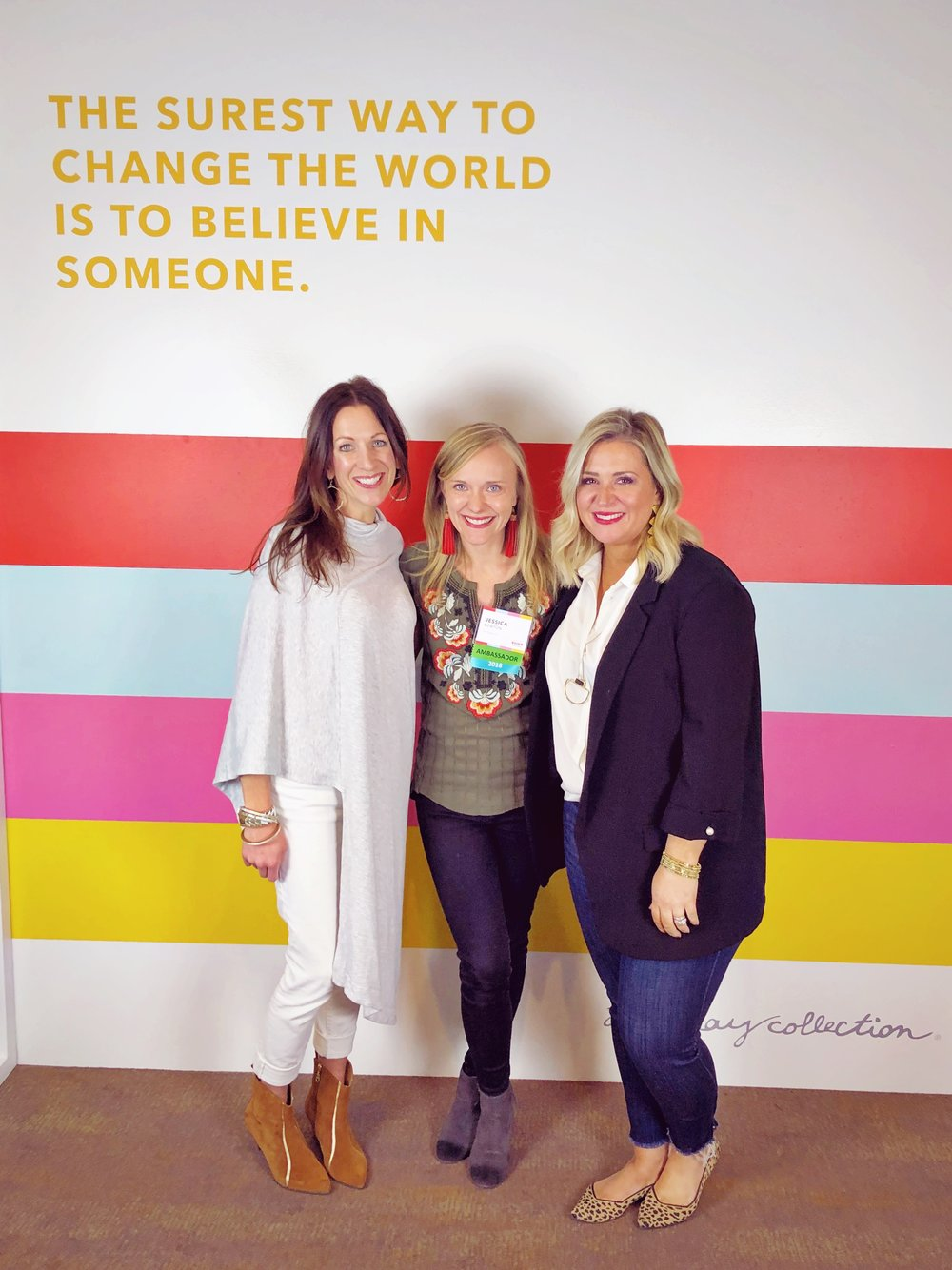Lovely Matters Lifestyle Blog - 5 reasons to attend a conference - Heather Walker