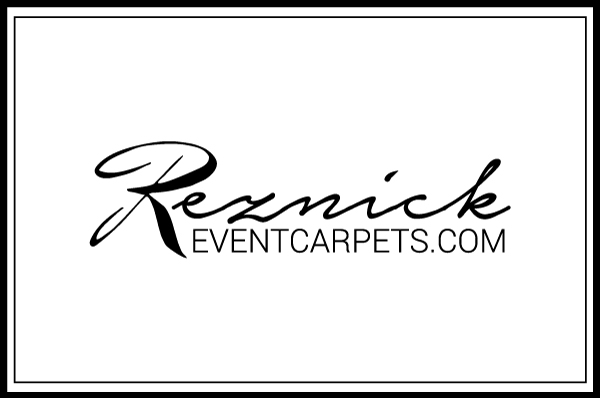 - Reznick is North America's premier event carpet provider, with a large selection of in-stock colours, innovative capabilities in printed & custom carpet, a rug rental division, and all kinds of other temporary-flooring products including vinyl and turf.118 Schell AvenueToronto, Ontario, M6E 0A4416.787.7676 x1011.844.REZNICK