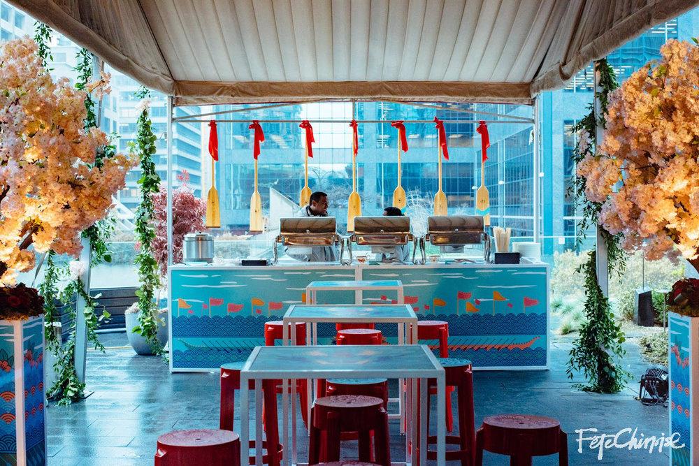Dragon Boat Festival Terrace