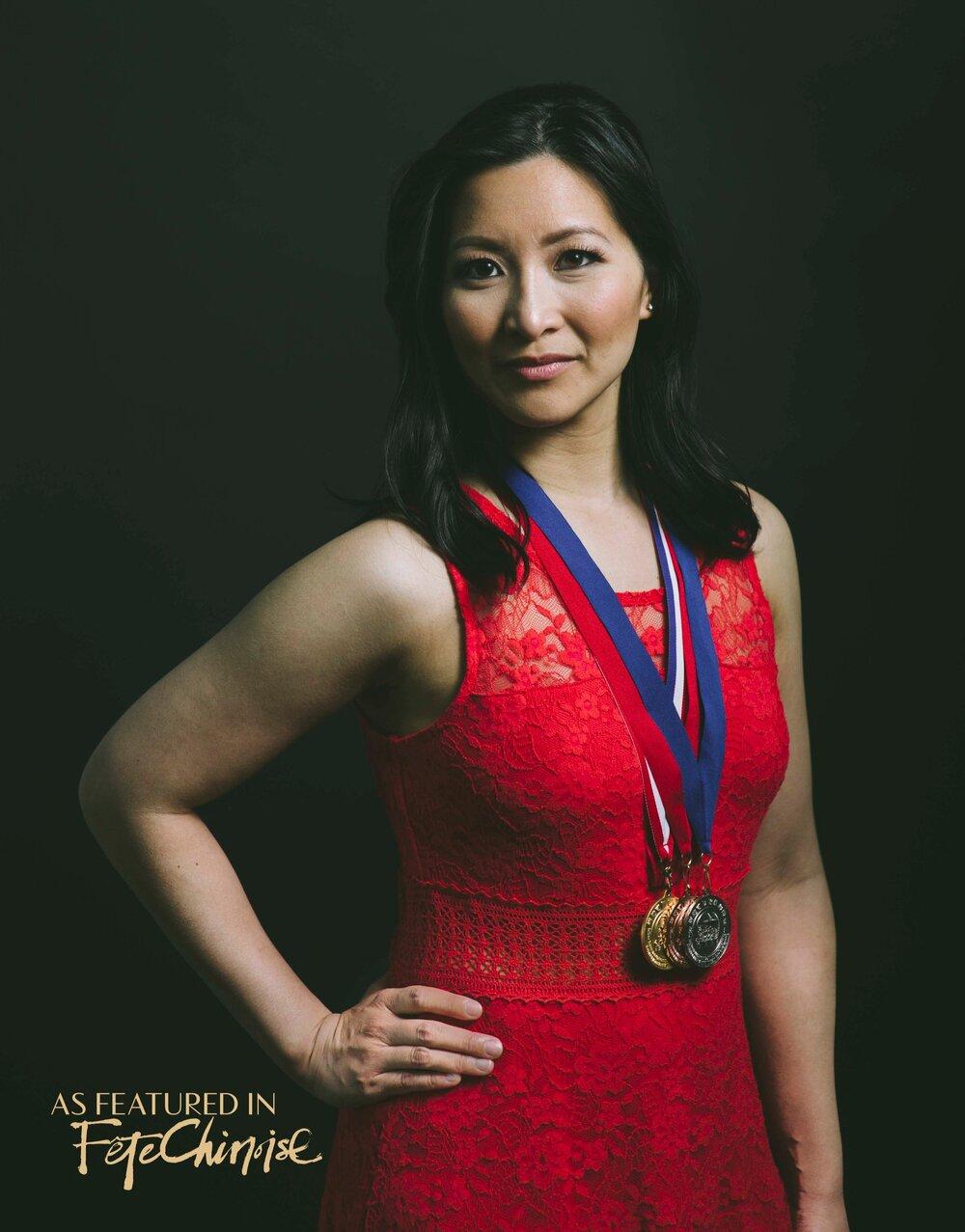 Kay Huynh Years Paddling: 8