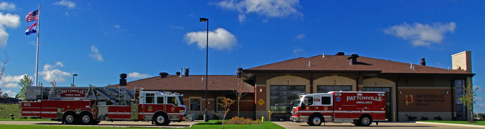 History Pattonville Fire Protection District