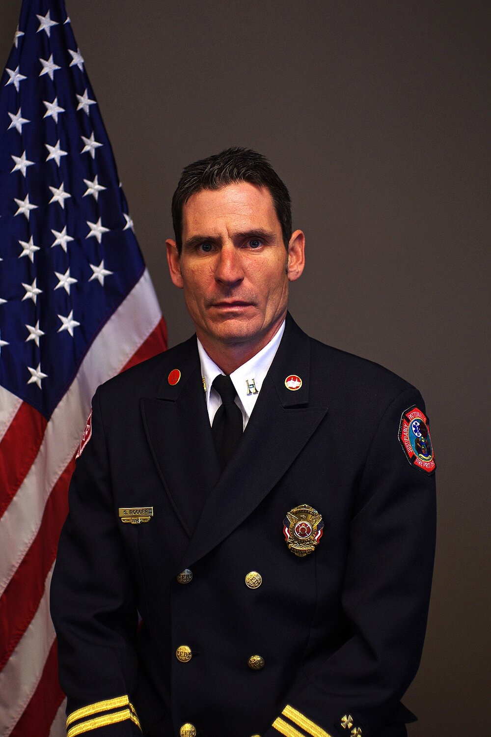 Steve Rogger Pattonville Fire Protection District