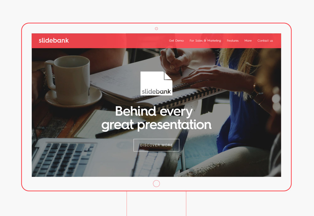 We're the quiet support that helps you build great presentations, every time