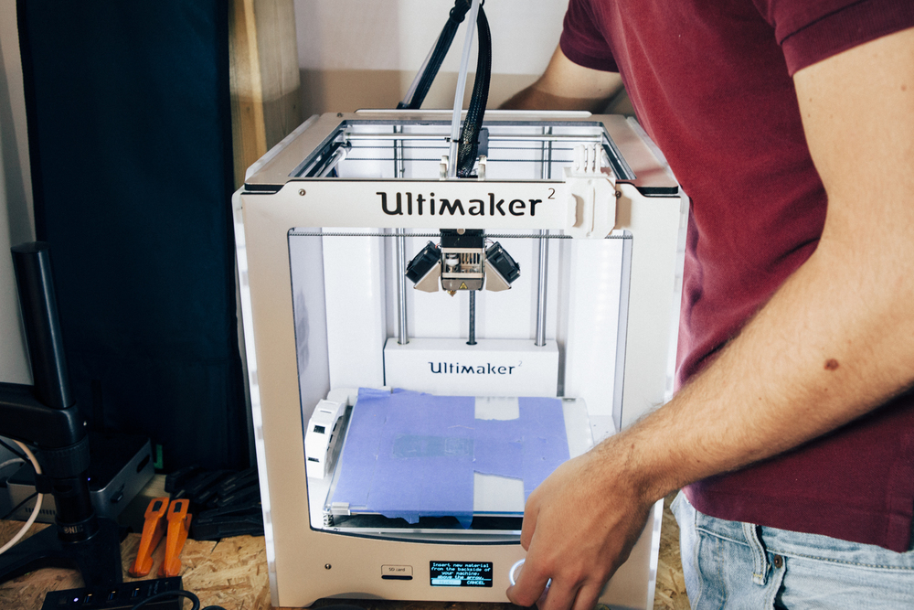 3D printer - Ultimaker 2