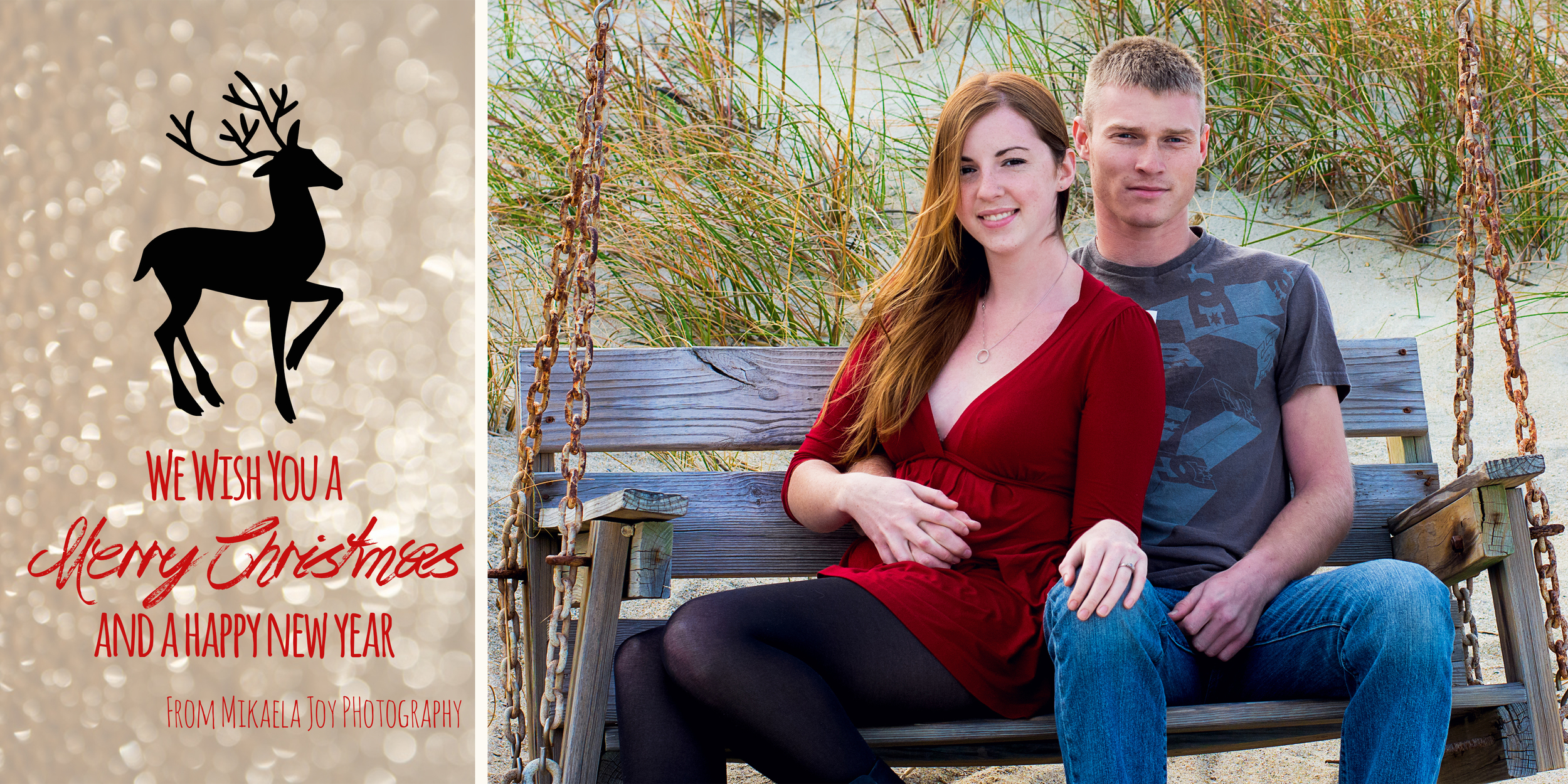 Merry Christmas from Mikaela Joy Photography!