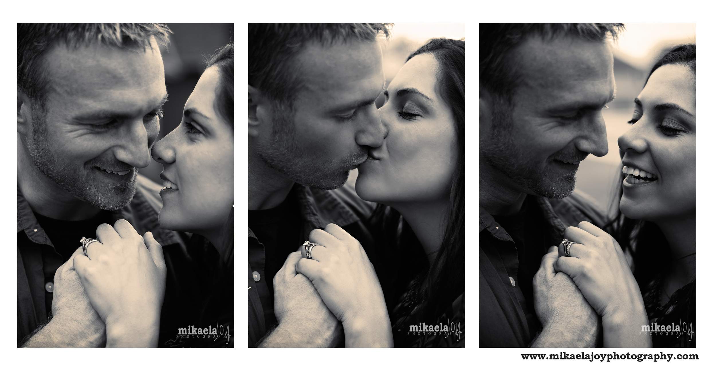 chad erika kiss