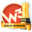 Geno.me - W3 Gold Award 2015