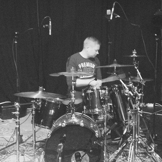 #trokaristiretki#drums#mic#soundcheck#äänet#kohilleen#studio#recording#hastag