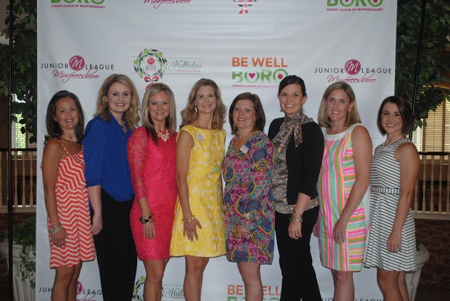 Be Well Boro Event
