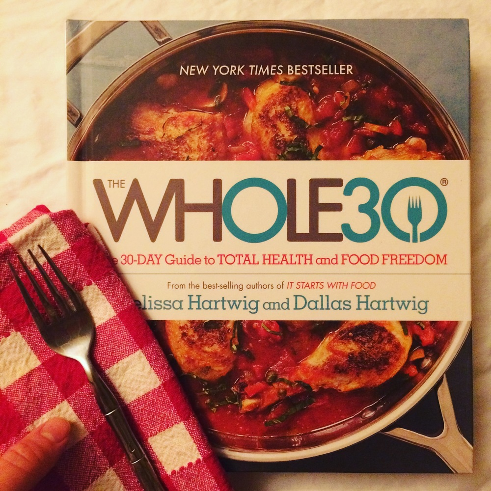 #Whole30 January. It's happening.