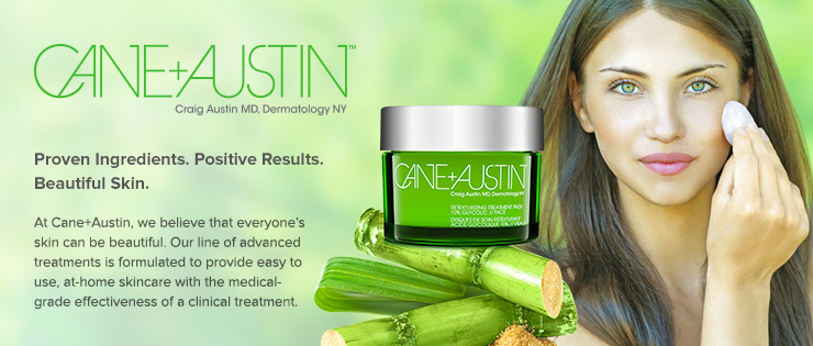 Cain + Austin products now available now at Suzanna's Spa Suite.