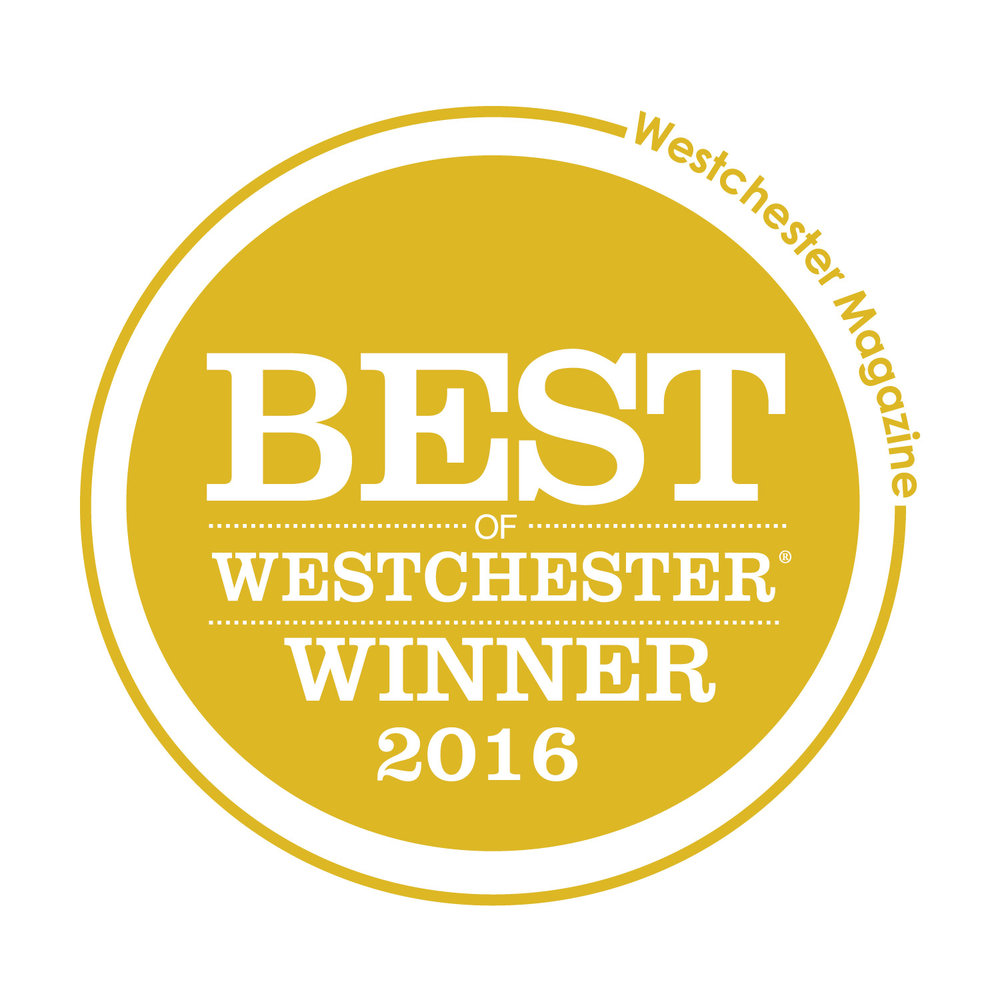 Winner of BEST NEW SPA voted by Westchester Magazine 2016! -