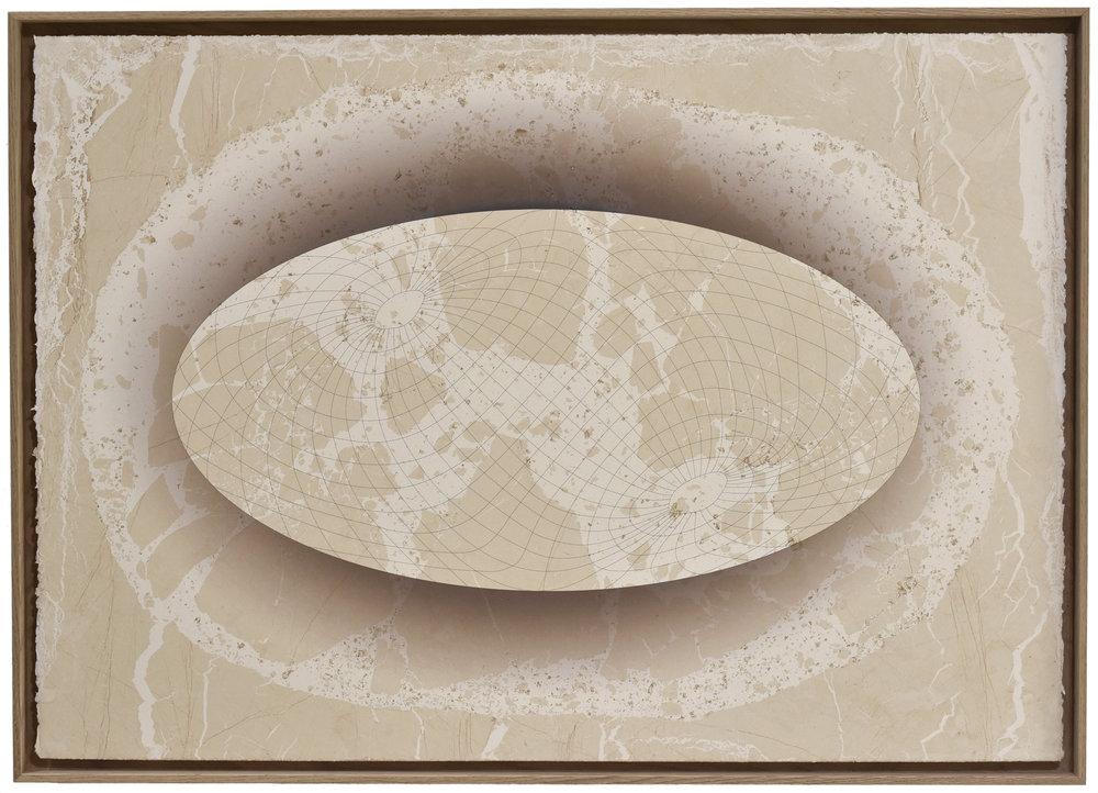 Théinographie  (2017),Fabien Léaustic  Courtesy de l'artiste, collection privé