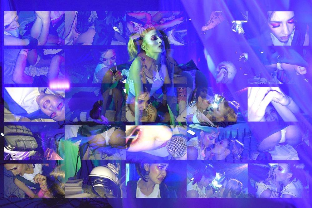 Teenage Bad Taste , Regina Demina + MusicForEggplant  Montage : Tristan Savoy / Photo : Valentine Etiévant