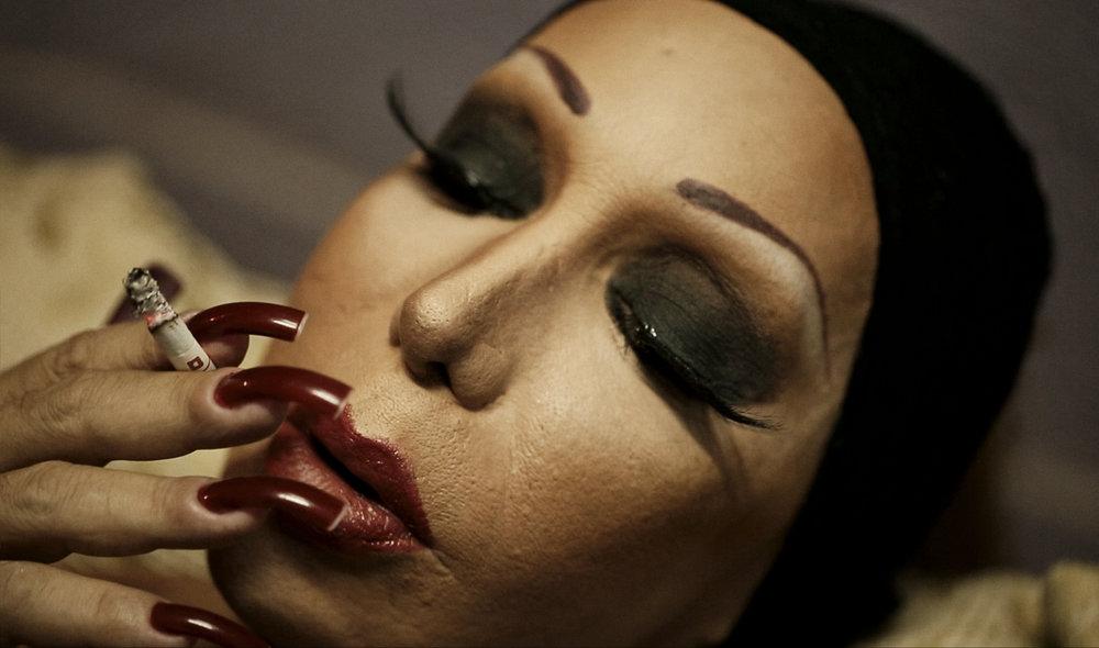 Sou obscura para mim mesma  (2016)  Série  Oscuro Barroco   Evangelia Kranioti  Courtesy Evangelia Kranioti + Vincent Sator