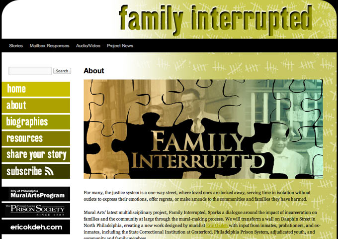 Family Interrupted — EricOkdeh.com
