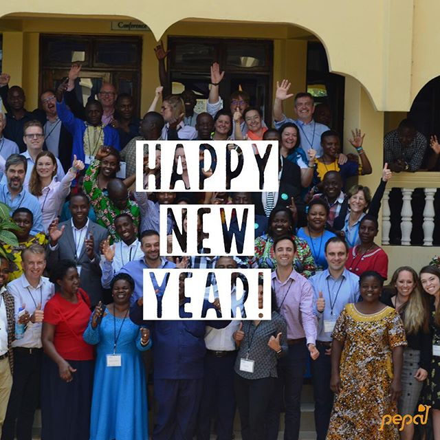 Happy New Year from the Pepal Team! We are incredibly excited to begin incredible new programs and to keep building on the successes of continuing ones in 2019. Watch this space! . . . . . . #leadership #globalhealth #health #hiv #cervicalcancer #womenshealth #development #leaders #ngo #innovation