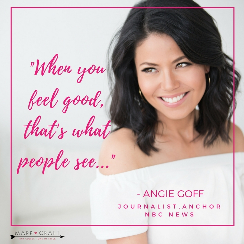 Angie Goff, MappCraft