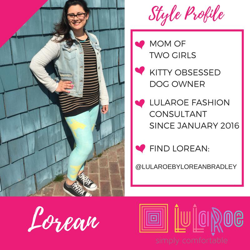LuLaRoe Fashion Consultant Lorean Bradley
