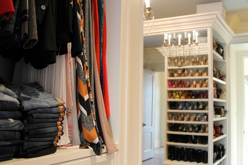 This is not a showroom. This is a closet.