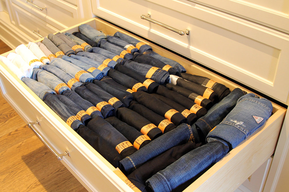 The Denim Bar | Blind Closet
