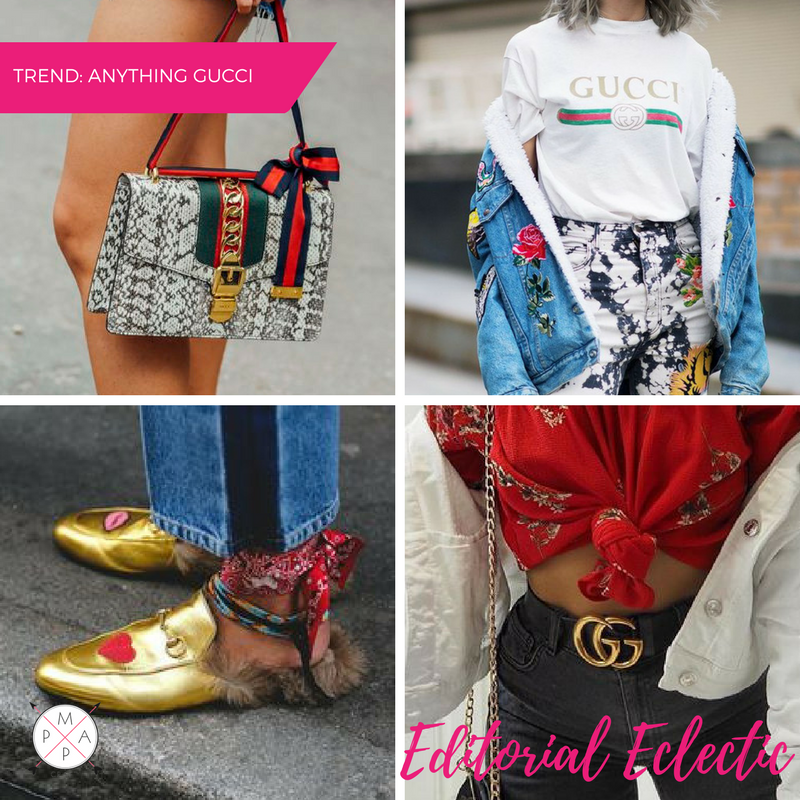 MappCraft | Editorial Eclectic Style Essential #4: Anything Gucci