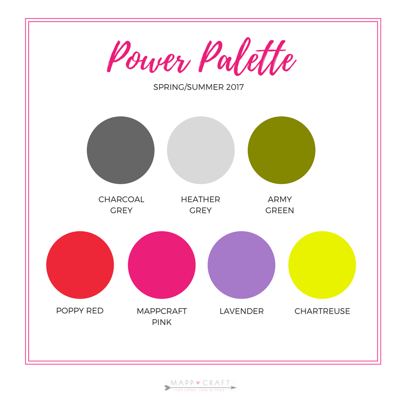 MappCraft | 3 Blogger Secrets Worth Stealing, #2 Power Palette