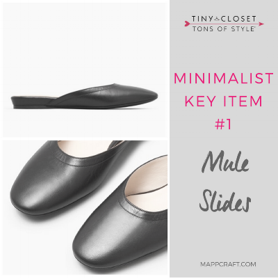 MappCraft | Minimalist Key Item #1: MULES