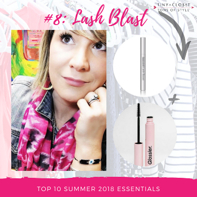 MappCraft | Summer 2018 Essentials #8 Lash Blast