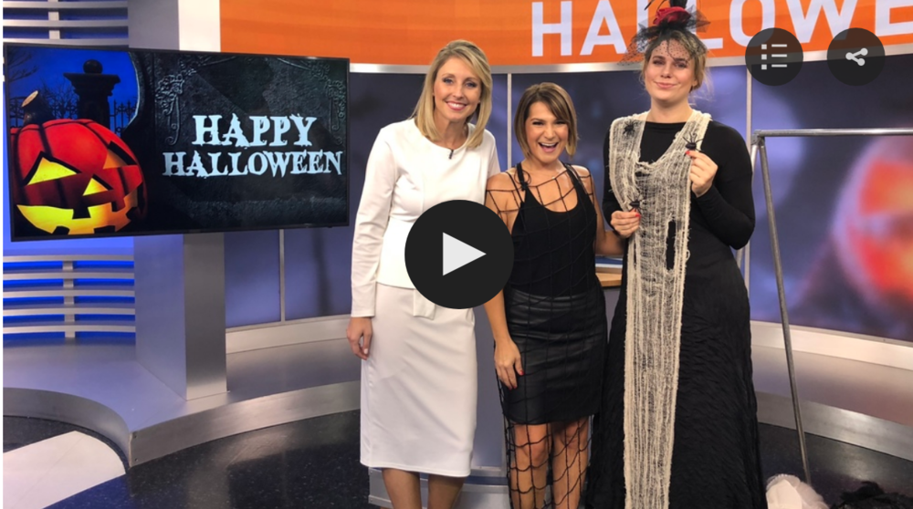 Good Morning Washington - WASHINGTON (ABC7) — We all have wardrobe staples like a collared shirt, black pants and sunglasses.Best selling author and stylist Jenn Mapp Bressan showed us how to transform those styles into five Halloween characters