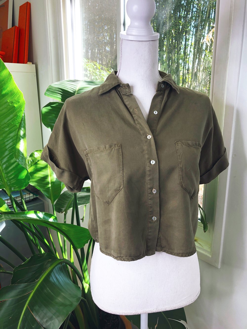 Zara Camp Shirt