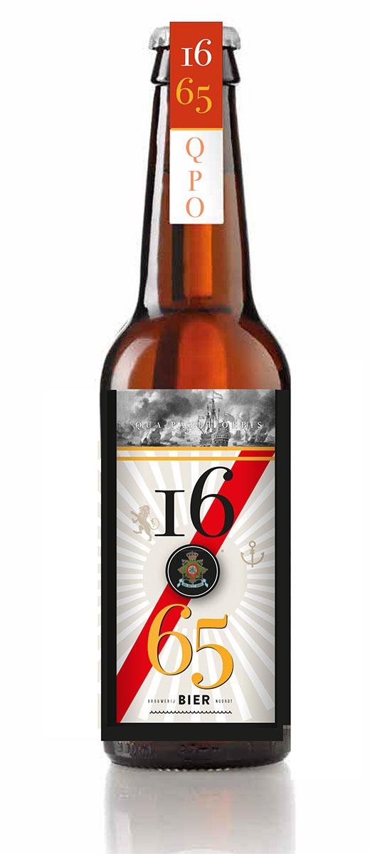 Bier 1665 Brouwerij Noordt