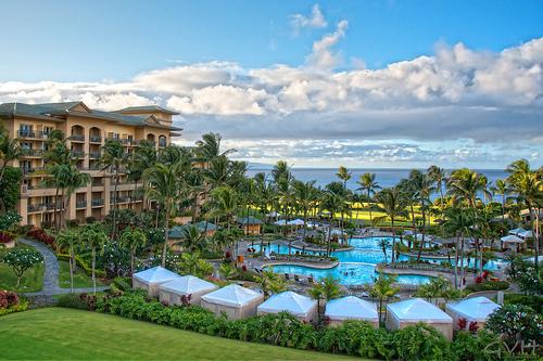 Ritz Carlton Kapalua Maui
