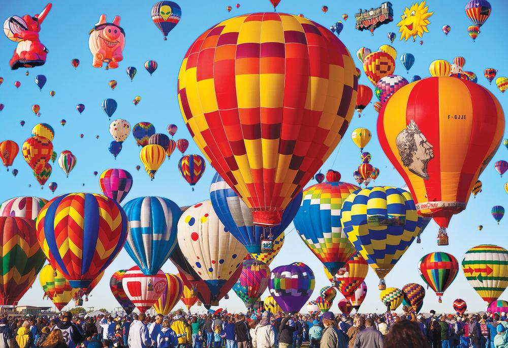 2016 Balloon Fiesta Albuquerque, New Mexico