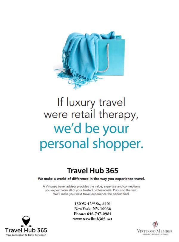 Personal Shopper - Travel Hub 365