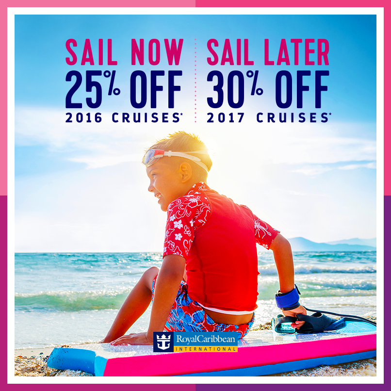 Royal Caribbean September Offer