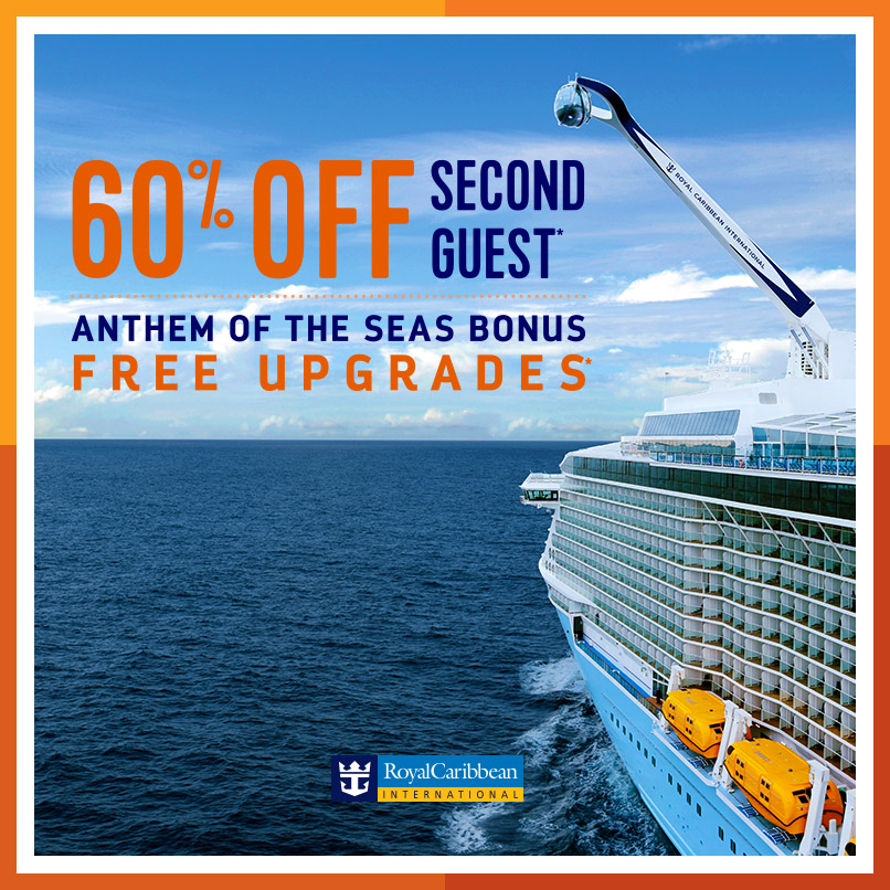 Royal Caribbean October Offer