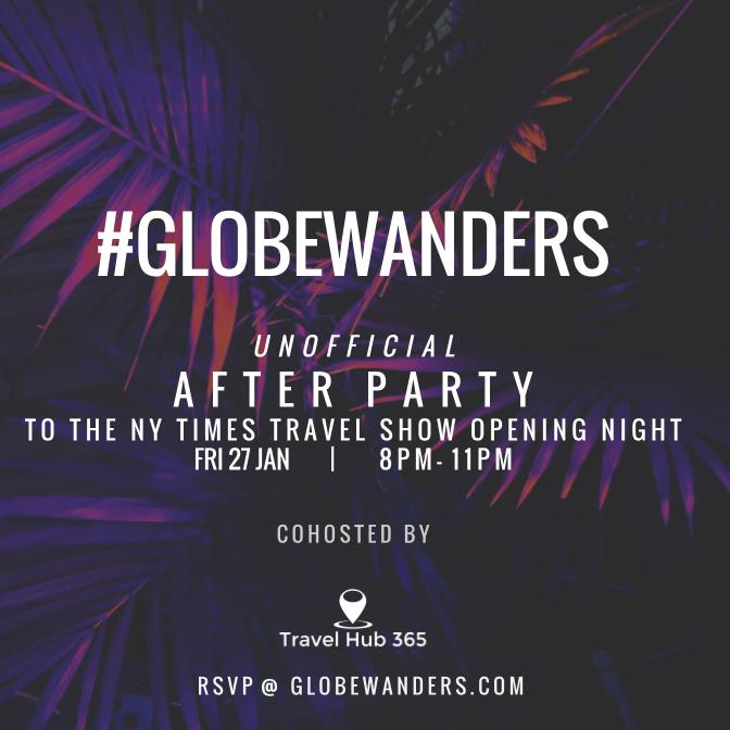 Globewanders After Party