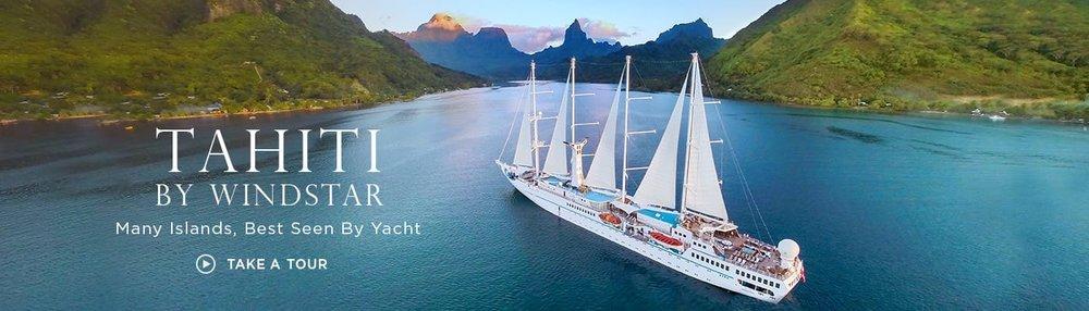 Windstar Cruise Tahiti