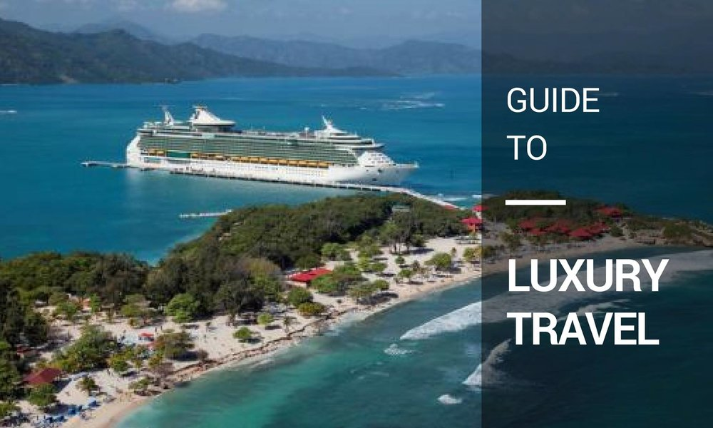 Guide To Luxury Travel - Check out this guide to Luxury Travel that our CEO Stephen Scott was mentioned in. Travel Hub 365 and Trvl Porter partnered on this exciting viral social media campaign that you should hear about. Contest -  ENTER The Ultimate Giveaway with Royal Caribbean and a