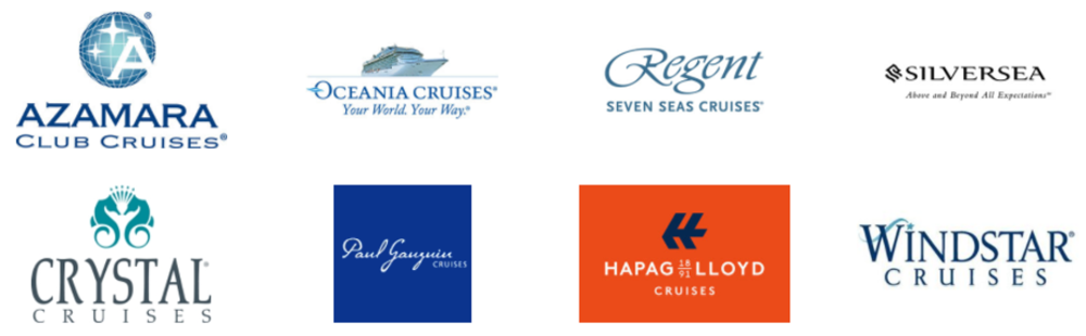 Luxury Cruise Lines Travel Hub 365
