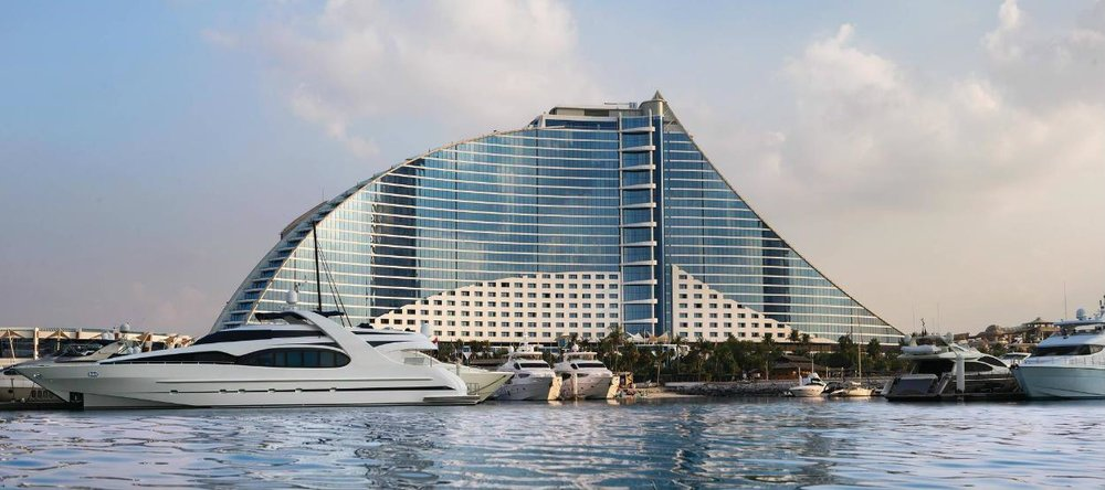 -Highlight Property-Jumeirah Beach Hotel Dubai -