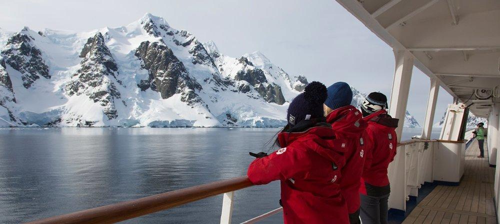 Antarctica Abercrombie and Kent