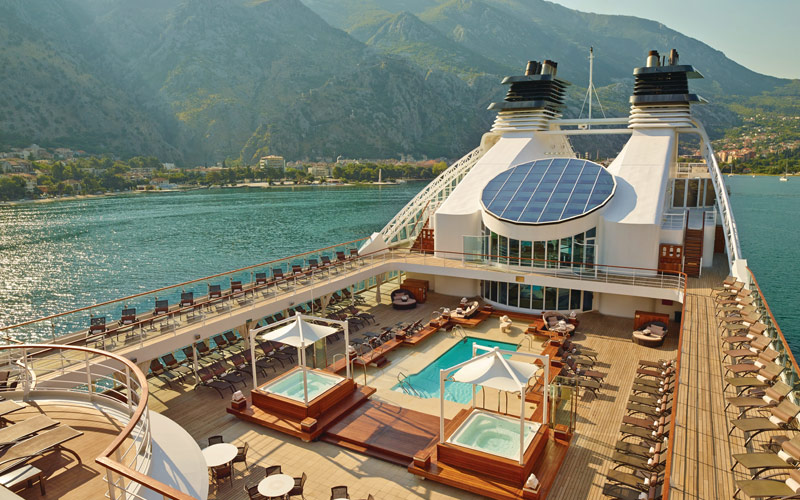Seabourn Cruises 30th Anniversary Event