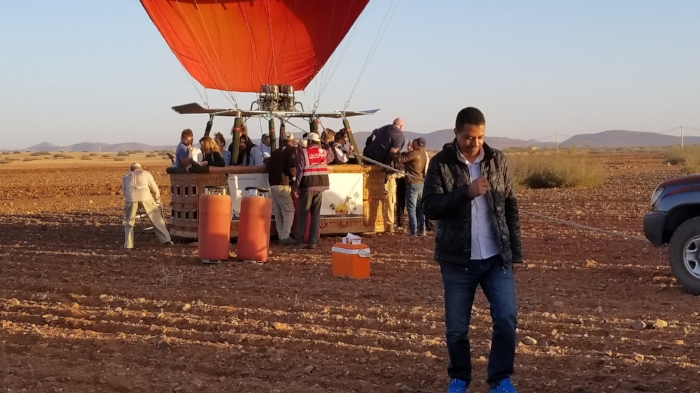 Hot Air Balloon Marrakech Morocco