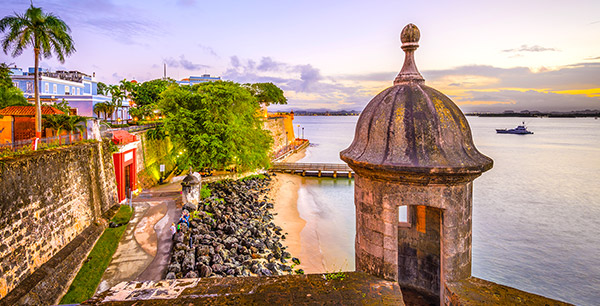 PUERTO RICO: UP TO $300 OFF + UP TO 35% OFF.    Non-stop to the beach. No passport necessary.