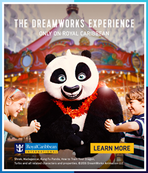 Royal Caribbean DreamWorks