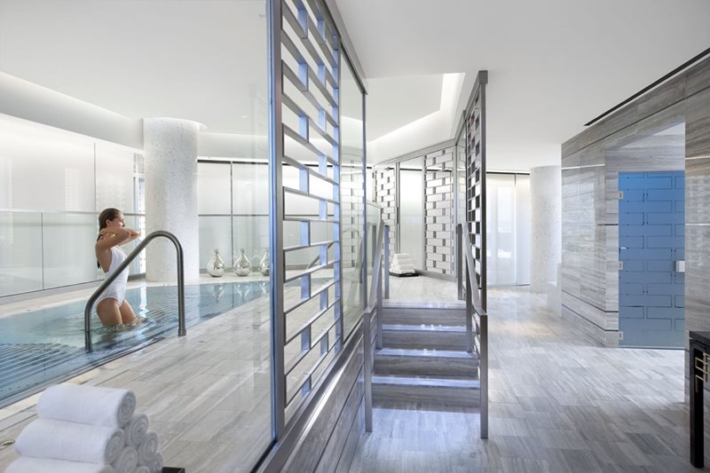 Waldorf Astoria Spa offers two floors of customized wellness offerings.