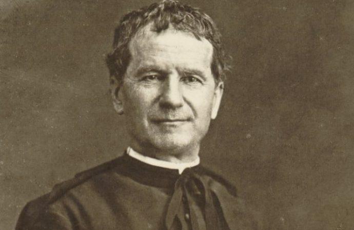 John Bosco in 1880