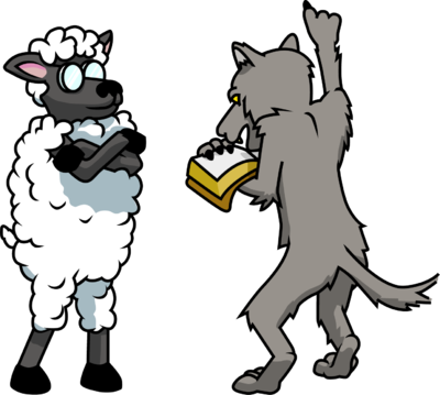 ac619d4db97f0042ceb40e6098020d78_false-preachers-wolf-and-sheep-clipart_400-359.png